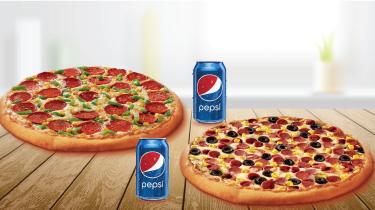 2 Pizza (Küçük) + 2 Kutu İçecek.png