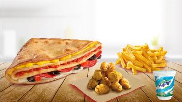 Sezar Tost+Patates+Çıtır Tavuk Topları+Ayran.png